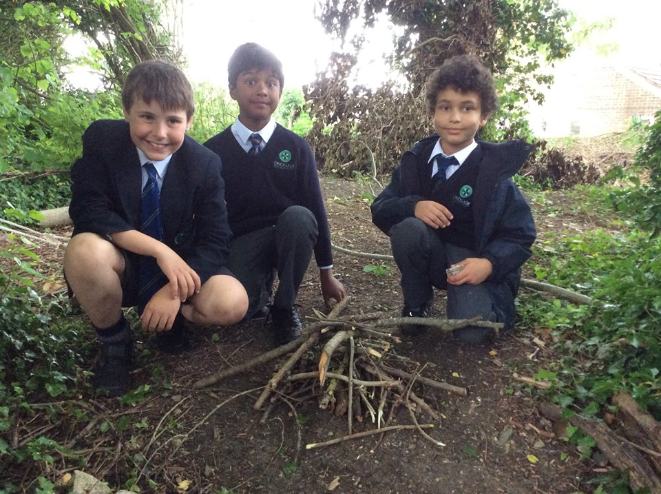 Outdoor learning CPD